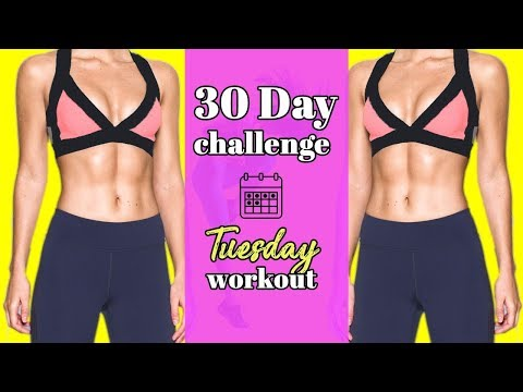 GET RID OF BELLY FAT & BACK FAT | 30-Minute Dance Fitness - Fun Workouts - 30 Day Fitness Challenge