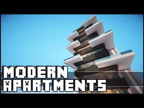 Minecraft - Modern Apartments