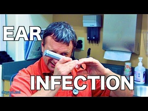 Ear Infection (Otitis Media) -Ask Your Pediatrician-