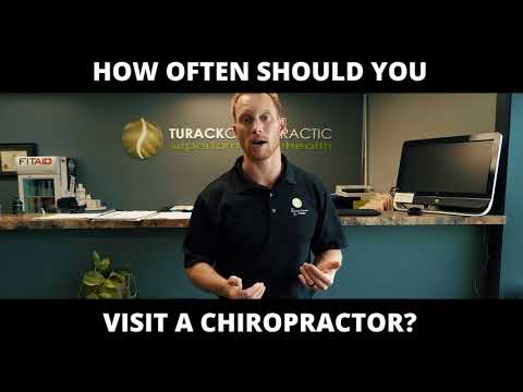How Often Should You Visit a Chiropractor?