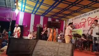চাংঘৰ ধুনীয়া |mousam Gogoi & Himashree Gogoi Live |bholaguri Lachit Club Bihu ,2019