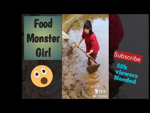 Xxx Mp4 Food Monster Is A Beautiful Village Girl Innocent Chinese Girl She Is A Food Monster 3gp Sex