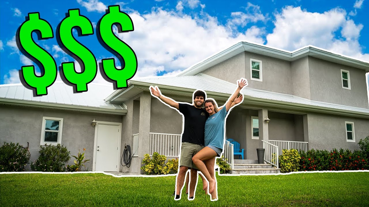 RENTING A MILLION DOLLAR HOUSE IN THE FLORIDA KEYS!