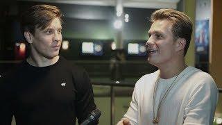 Filmivartti - Veljeni Vartija / Cheek & Antti Holma haastattelussa