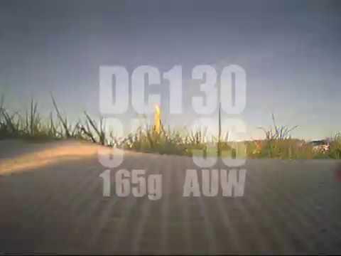 Atto DC130 micro build track practice.