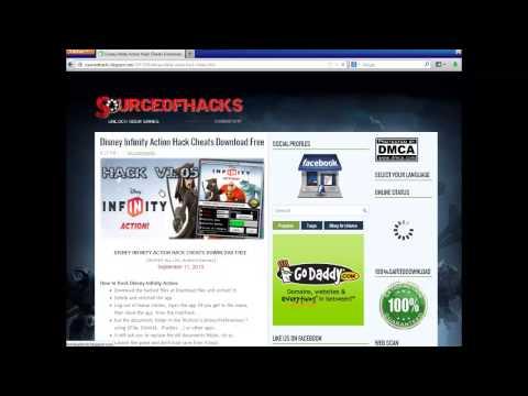 Free Disney Infinity Action Crack Hack tools