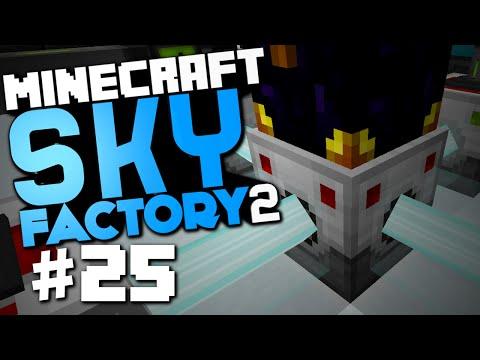 Minecraft Sky Factory 2 #25