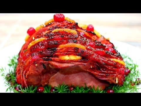 Honey Glazed Ham Recipe - How to make Perfect baked ham