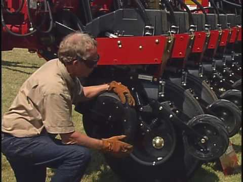 Converting Your Planter for No-Till Operation: Closing Systems (Case IH)