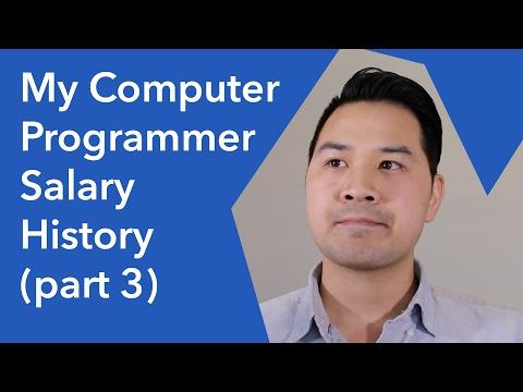 My Computer Programmer Salary History Part 3