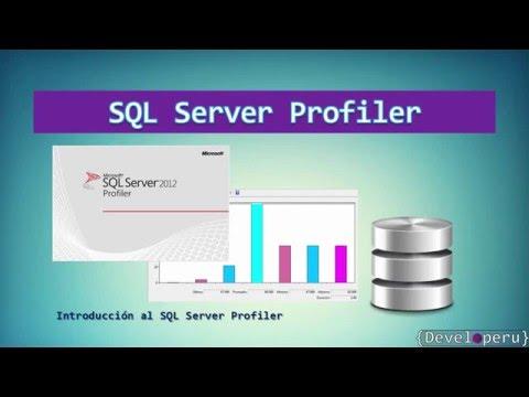 SQL Server Profiler - Introducción