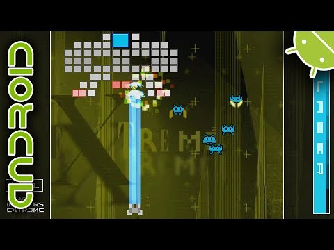 Space Invaders Extreme | NVIDIA SHIELD Android TV | PPSSPP Emulator [1080p] | Sony PSP
