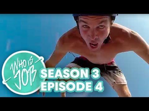 Flying Bikini Babes in Hawaii   Who is JOB 4.0: S3E4
