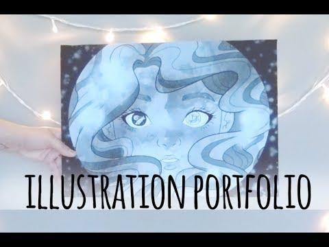 My Illustration Portfolio