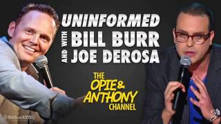 Uninformed with Bill Burr & Joe DeRosa #14 (11/22/08)