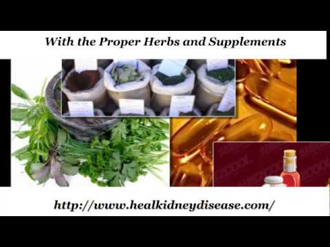 Home Remedies for Kidney Failure and Kidney Disease