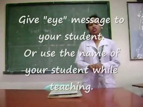how to deal with students who misbehave?