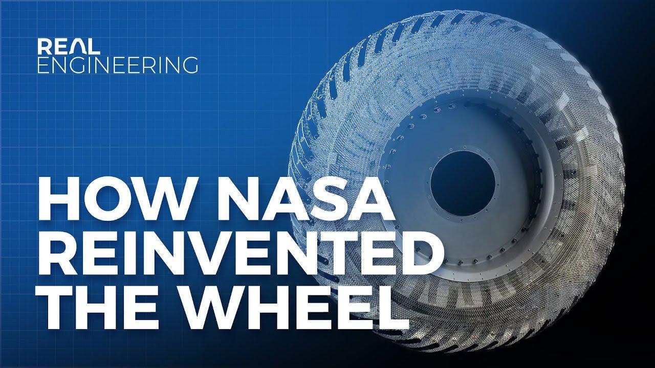 How NASA Reinvented The Wheel - Shape Memory Alloys