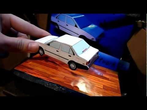 Brian's 3D Paper Models 1