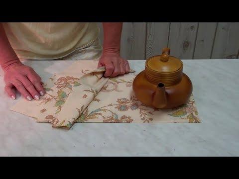 Tea - Coffee Cosy  DIY Step by Step - Lilo Siegel