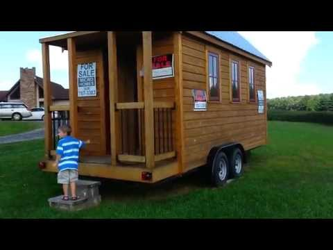 Tiny Homes For Sale / Pre-Built or Custom $32,000 , Off Grid Tiny House, Micro Homes