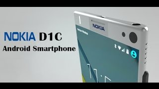 Nokia D1C Qualcomm snapdragon 820 and water resistant smartphone at MWC 2017