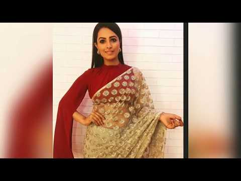 Latest Designer Blouse 2018 | Anita Hassanandani Raddy | shagun blouse | Smart Home Tricks | YHM