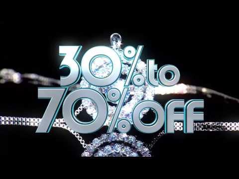 Necker's Jewelers Everything Diamond Sale! Nov 7th - 8th