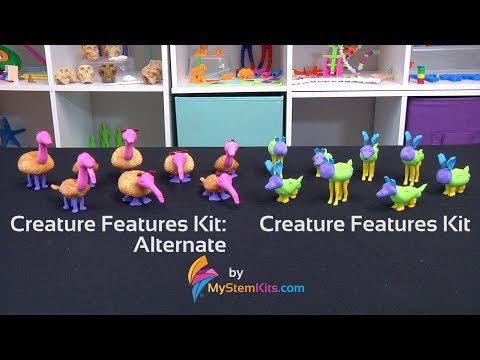 Creature Features Kit & Creature Features Kit: Alternate