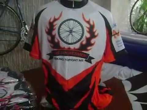 Spokemen Bike Jersey, Custom by Bikingthings