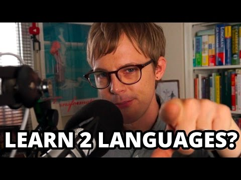 Can I learn two languages at the same time? | 3 tips