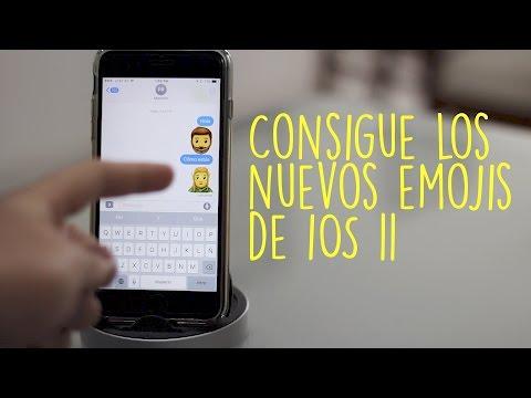 Truco | Consigue los Emojis del iOS 11