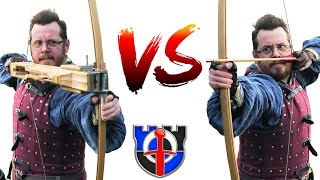 Medieval Instant Legolas VS Traditional Longbow / Warbow
