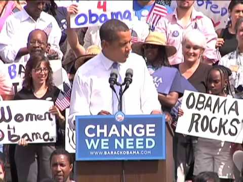 Barack for Early Vote in Florida