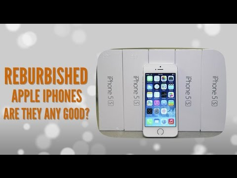 Dont Buy A Refurbished Apple iPhone  , iPad or any Electronics Until You See This - Part 1