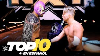Top 10 Mejores Momentos de NXT En Español: WWE Top 10, May 27, 2020