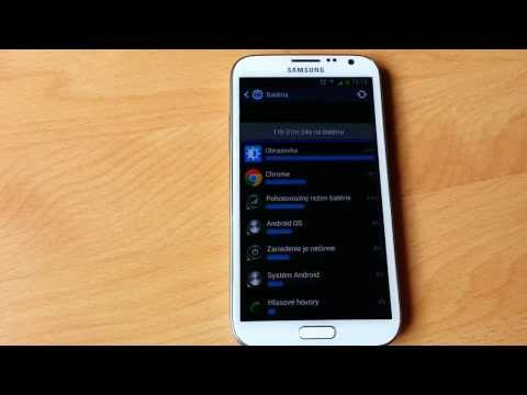 Samsung Galaxy NOTE 2 GT-N7100 Android 4.3 Jelly Bean