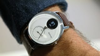 Withings Steel HR Smartwatch First Look: Re-Uploaded with a Correction