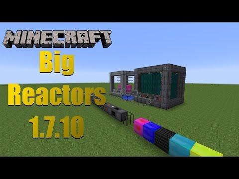How To Make Best Most Efficient Big Reactors Reactor Design Possible (Minecraft Mods) FTB
