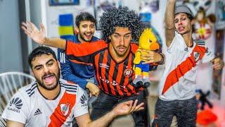 Paranaense vs River   Recopa Sudamericana 2019   Reacciones de Amigos