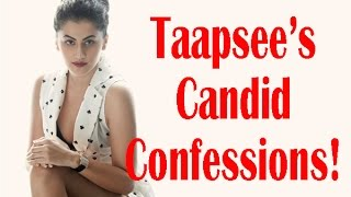 Taapsee Pannu Interview - TOI