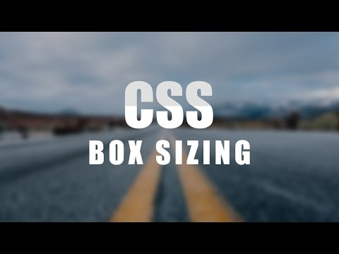 box-sizing  css make responsive layout