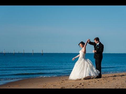 Emily & Tyler's Wedding at Grand Affairs in Virginia Beach