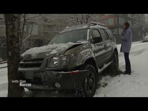 CBC News at 6: Run on winter tires