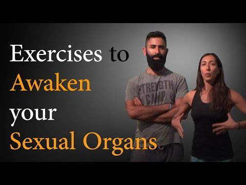 LEARN TO LET GO: Awaken your Sexual Organs to Relieve Pain, Anxiety & Stress #DocMobility Episode 7