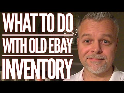 eBay Selling Tips & Tricks ~ HOW TO SELL OLD INVENTORY & Make Money Reselling in 2018
