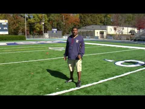 Youth QB Football Drills