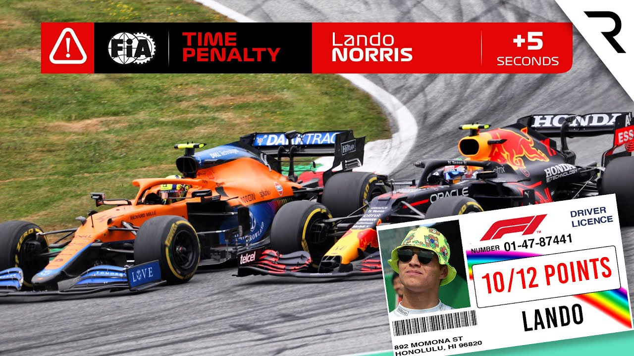 Why Norris now faces 'stupid' F1 race ban risk