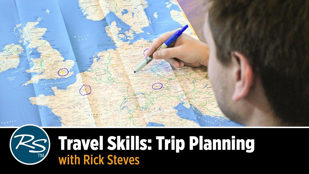 European Travel Skills: Trip Planning