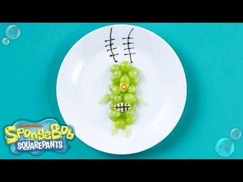 SpongeBob SquarePants | Create Your Own Food: Plankton - Kitchen Secrets | Nick